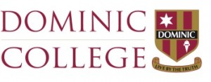 Dominic College Logo